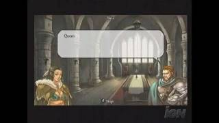 Puzzle Quest: Challenge of the Warlords Sony PSP Trailer -