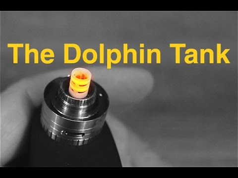 RiP Trippers: The Dolphin Tank! Ceramic Heating Element Here We Go!