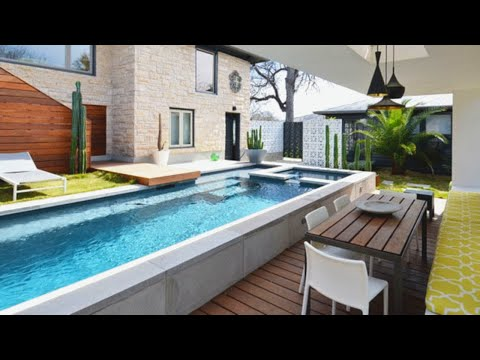 25 Stunning Backyard Pool Design Ideas