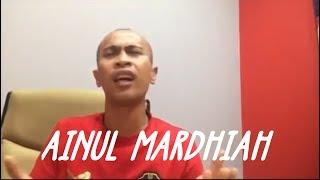 HEBATT !!!! Achey cover lagu Ainul Mardhiah