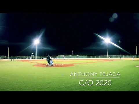 Anthony Tejada's Highlights / Solo Homerun
