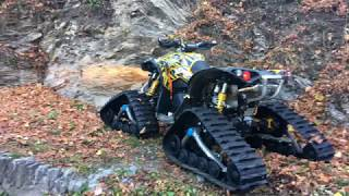 Tatou T4S Install on Can Am Renegade