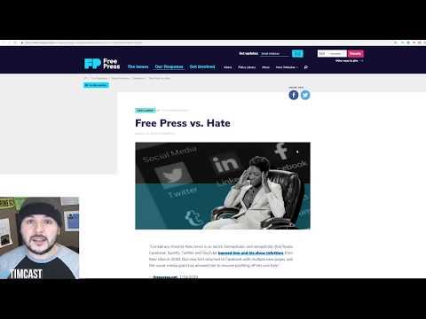"Leftist ""Free Press"" Organization Has BETRAYED Free Speech"