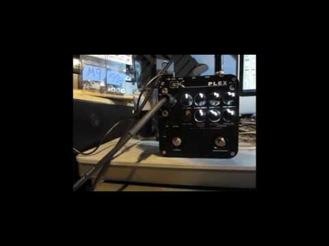 PLEX - Gallien Krueger - GK sound samples