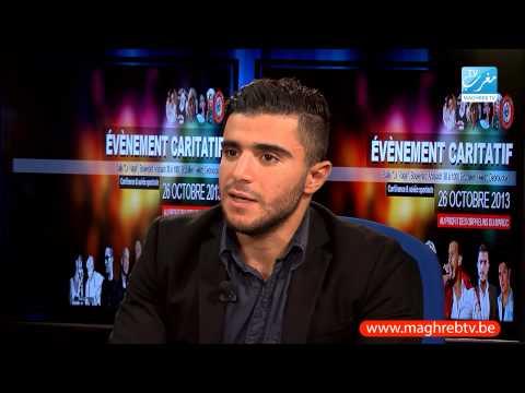 """""""Orphelins du monde 2"""" en promo dans le OUSSAMA Live - Maghreb TV"""