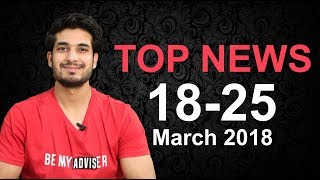 Current Affairs -UPSC Pre 2018 - March 19 to 25 - Anuj Garg Coaching