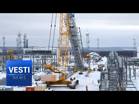 More and More Oil Deposits Coming Online in Russia's Far North! New Tech a Game Changer!