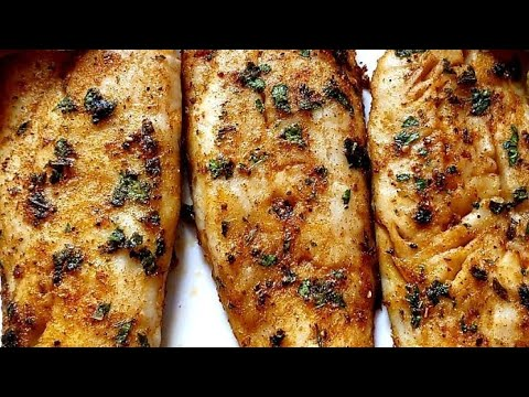 Oven Baked Hake Fillets/oven Roasted Hake Fish Recipe/recipe For Baked Fish Bake Fish In The Oven