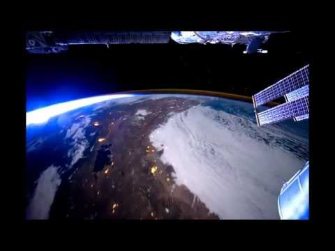 John Barry  --  Flight Into Space