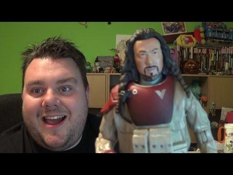 Star Wars Rogue One Elite Series Baze Malbus Die-Cast Action Figure Unboxing Review