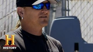 Counting Cars: Squeaky Clean Challenge | History