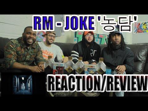 Клип RM - 농담 (Joke)