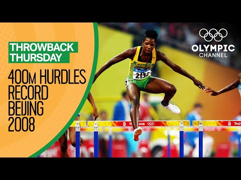 Melaine Walker's 400m hurdles Olympic record | Throwback Thursday