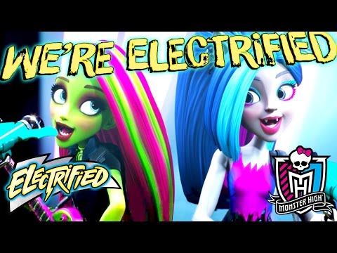 """Electrified"" Official Lyric Music Video 