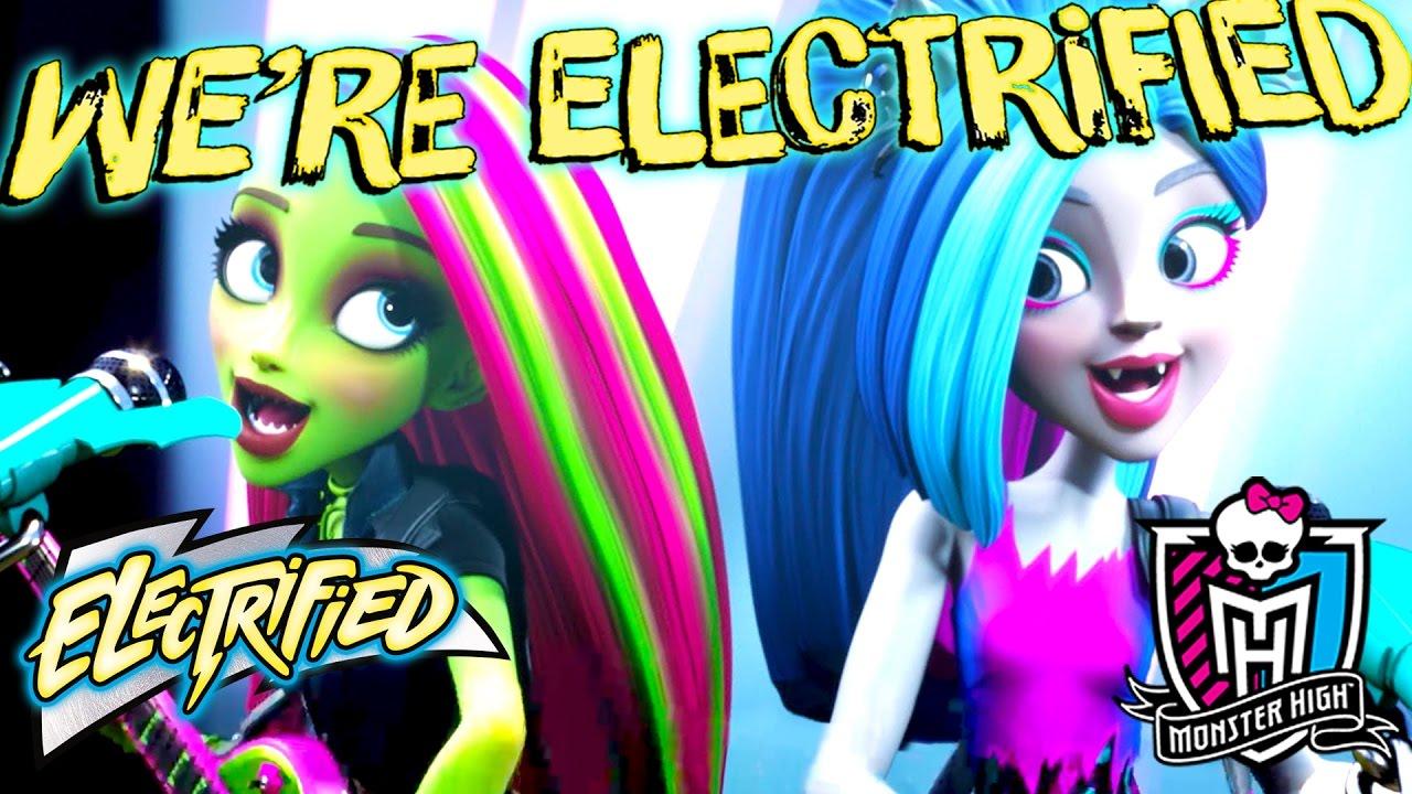 Uncategorized Monster High Games Videos electrified official lyric music video monster high