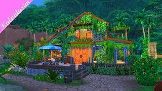 Kalaidasim ♥ Jungle Bungalow - Renovation [The Sims 4]