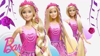 Barbie Panenka Kouzelné Vlasy