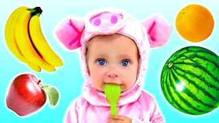Yes Yes Fruits  | Nursery Rhymes & Kids Songs