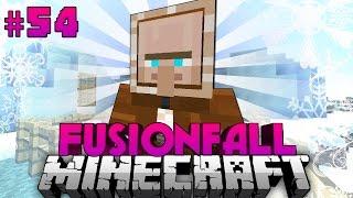 MARTIN der ESKIMO?! - Minecraft Fusionfall #054 [Deutsch/HD]