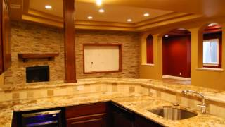 Basements By Elkstone - Wet Bars