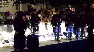topeka police pipe drum corps sgt mackenzie