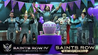 Saints Row IV Re-Elected & Gat Out of Hell (PS4) gameplay