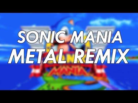 Sonic Mania Metal Sonic Theme
