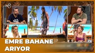 Yorumculardan Emre'ye Eleştiri! - Survivor Panorama 129. Bölüm
