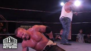 [FULL MATCH] Barbed Wire Mayhem - Pat Buck vs Dan Maff - WrestlePro