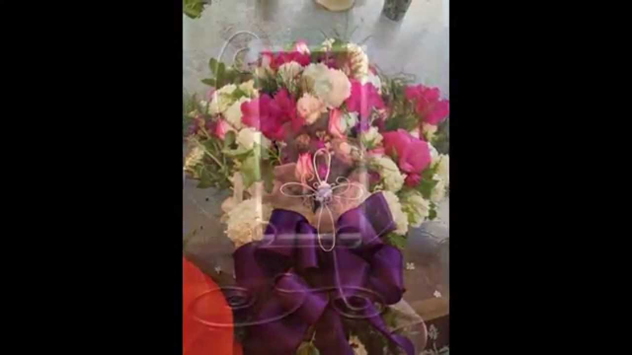 Floral Wire Designs!!!!! 2013 Trends - YouTube