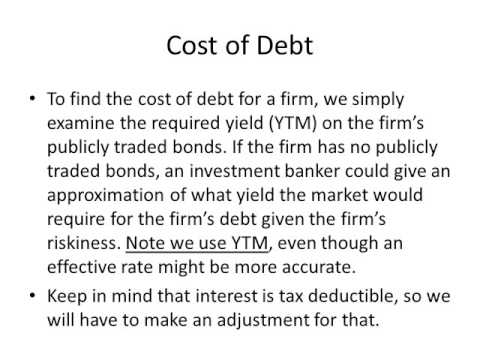 Risk, Cost of Capital and Capital Budgeting 380
