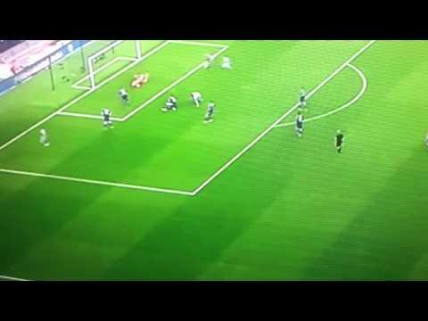 Frank Lampard goal against Chelsea + respect celebration (Man.City vs Chelsea)