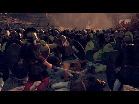 BARBARIANS: GOTHS (Documentary | Atila Total War)