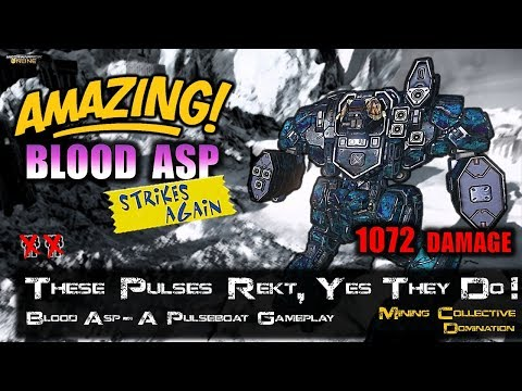 [BRxV] These Pulses Rekt, Yes They Do! - Blood Asp-A Pulseboat Gameplay