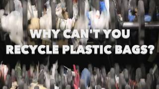 Why can't you recycle plastic bags in Chicago?