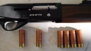 ATA ARMS NEO 12 Як правильно в рушницю 4+1 зарядити 6 патронів.