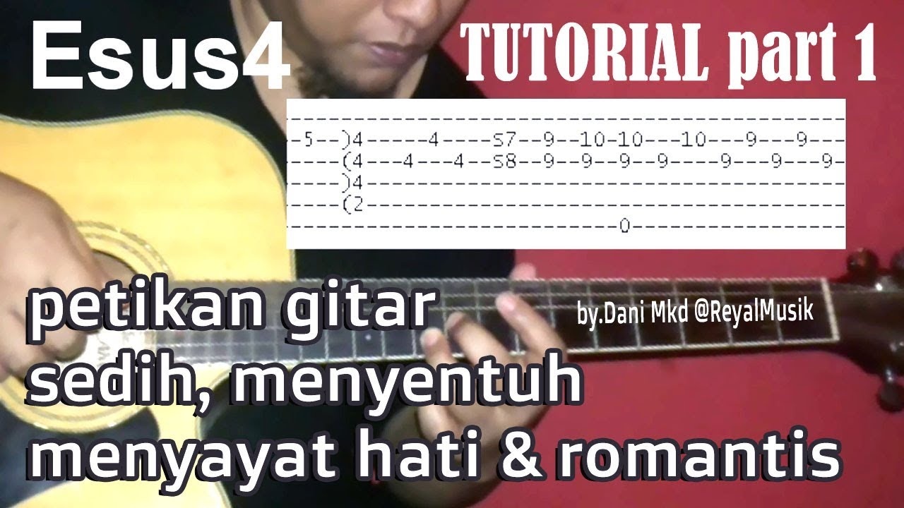 Belajar cepat bermain gitar akustik untuk pemula | chord qnoy.