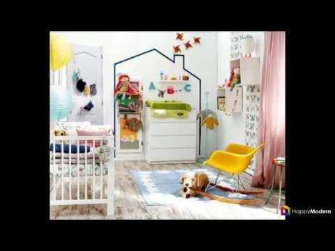 65 идей оформления стен в детской комнате