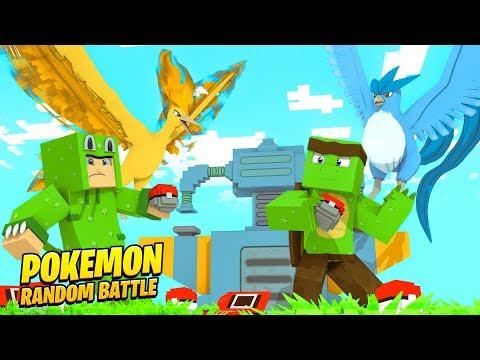 PIXELMON Random Box Battles!