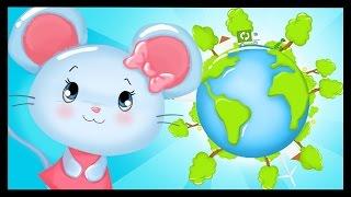 Dessin animé - Titounis- Ecologie et environnement