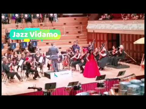 Jazz Vidamo With Auckland Philarmonia Orchestra