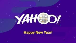 Happy New Year from Yahoo!