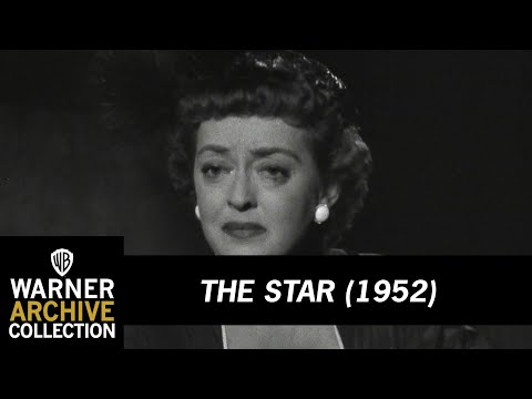 The Star (1952) – Disastrous Screen Test