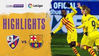 Huesca 0-1 Barcelona | LaLiga 20/21 Match Highlights