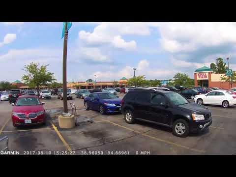 20170810 Thursday Drivelapse Kansas City Metro Area