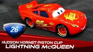 Cars 2 Giant Lightning McQueen Custom Disney Vinylmation DIY How To Paint Toys DCTC Videos
