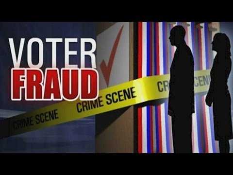 VOTER FRAUD IS NOT A MYTH: PROOF THAT CALIFORINA IS REGISTERING ILLEGAL ALIENS TO VOTE.