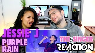 Video Jessie J - Purple Rain | Episode 6 | Singer 2018 | REACTION download MP3, 3GP, MP4, WEBM, AVI, FLV Mei 2018