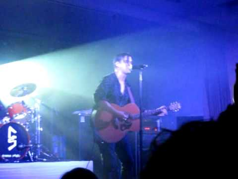Grinspoon - No Reason (Acoustic) Canberra March 18th 2010