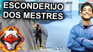 SAIA DO PLATINA ESCONDIDO AQUI! FREE FIRE